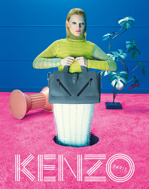 Campagne Kenzo - Automne/hiver 2014-2015 - Photo 8
