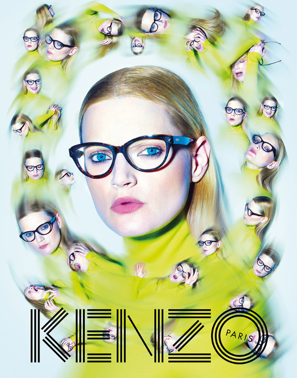 Campagne Kenzo - Automne/hiver 2014-2015 - Photo 9