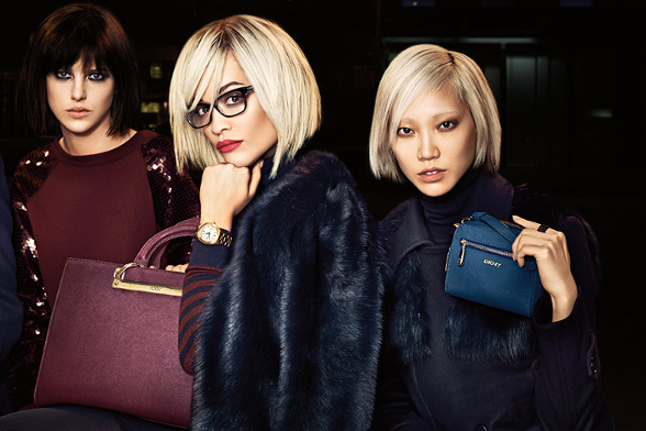 Campagne DKNY - Automne/hiver 2014-2015 - Photo 8