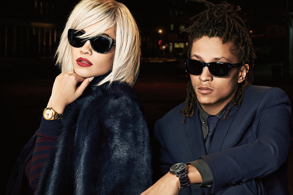 Campagne DKNY - Automne/hiver 2014-2015 - Photo 9