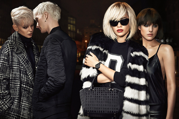 Campagne DKNY - Automne/hiver 2014-2015 - Photo 10