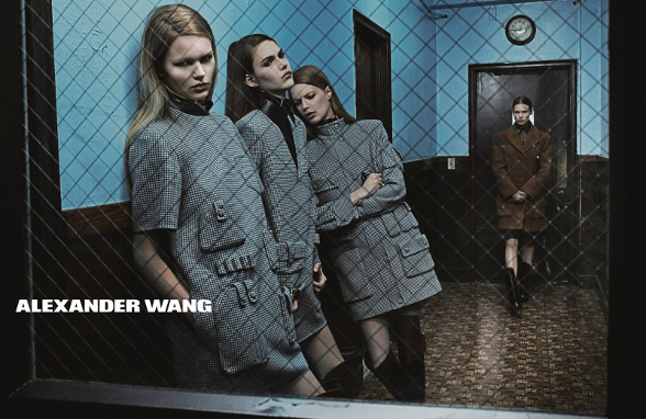 Campagne Alexander Wang - Automne/hiver 2014-2015 - Photo 6