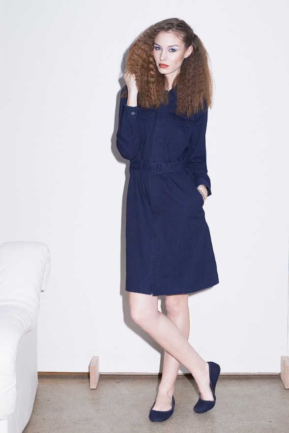 Collection A.P.C. - Automne/hiver 2014-2015 - Photo 9