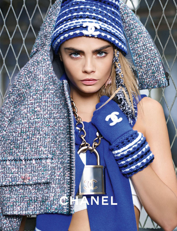 Campagne Chanel - Automne/hiver 2014-2015 - Photo 1