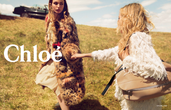 Campagne Chloé - Automne/hiver 2014-2015 - Photo 1