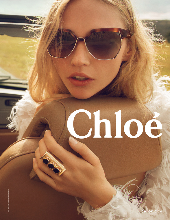 Campagne Chloé - Automne/hiver 2014-2015 - Photo 2