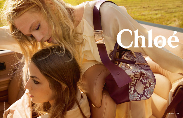 Campagne Chloé - Automne/hiver 2014-2015 - Photo 3