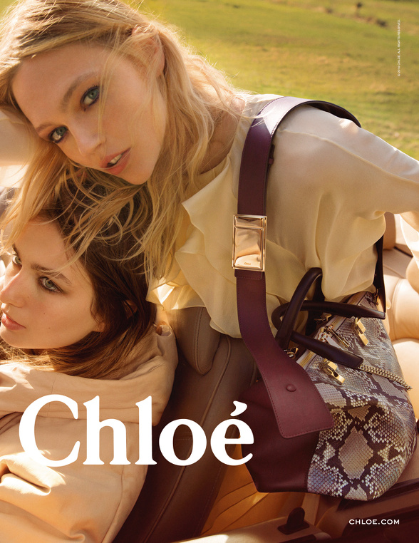 Campagne Chloé - Automne/hiver 2014-2015 - Photo 4