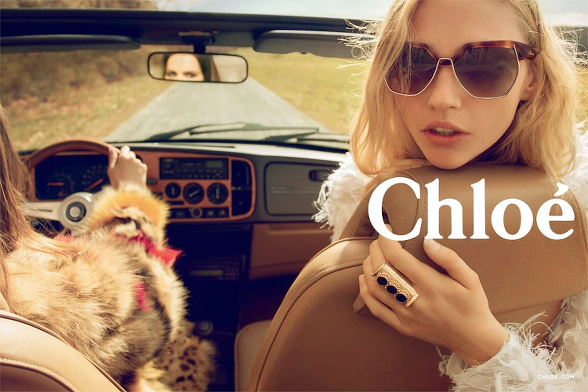 Campagne Chloé - Automne/hiver 2014-2015 - Photo 5