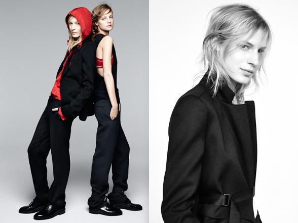 Campagne Zara - Automne/hiver 2014-2015 - Photo 1