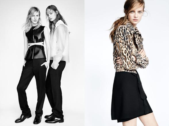 Campagne Zara - Automne/hiver 2014-2015 - Photo 2