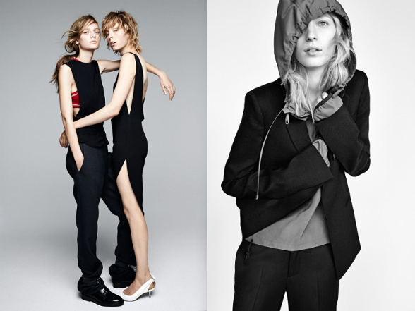 Campagne Zara - Automne/hiver 2014-2015 - Photo 6
