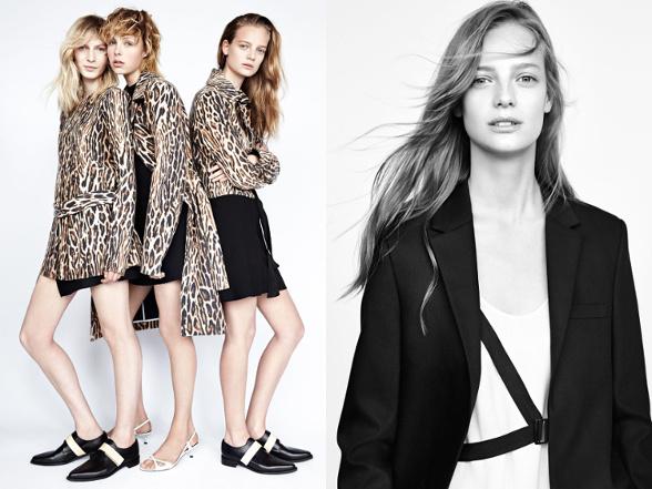 Campagne Zara - Automne/hiver 2014-2015 - Photo 9