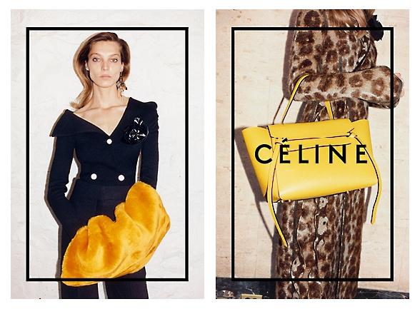Campagne Céline - Automne/hiver 2014-2015 - Photo 1
