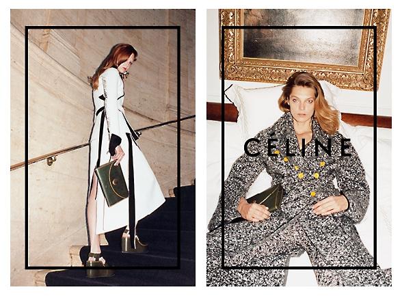Campagne Céline - Automne/hiver 2014-2015 - Photo 2