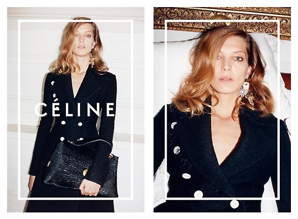 Campagne Céline - Automne/hiver 2014-2015 - Photo 3