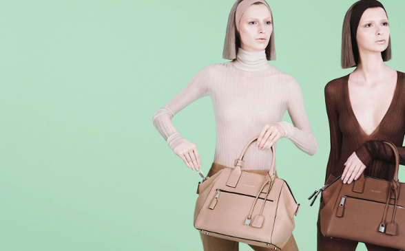 Campagne Marc Jacobs - Automne/hiver 2014-2015 - Photo 1