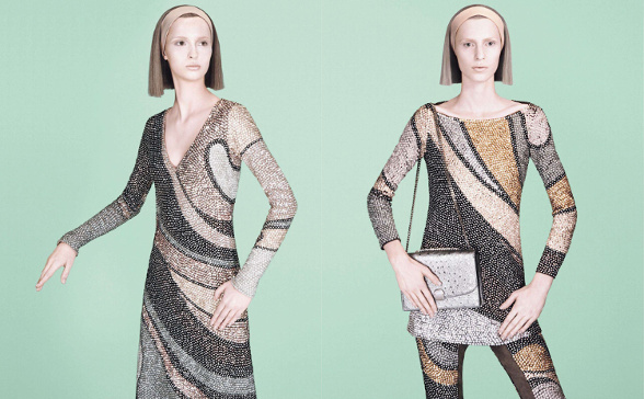 Campagne Marc Jacobs - Automne/hiver 2014-2015 - Photo 2