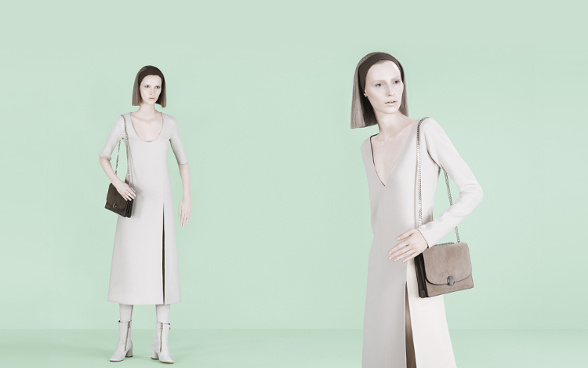 Campagne Marc Jacobs - Automne/hiver 2014-2015 - Photo 3