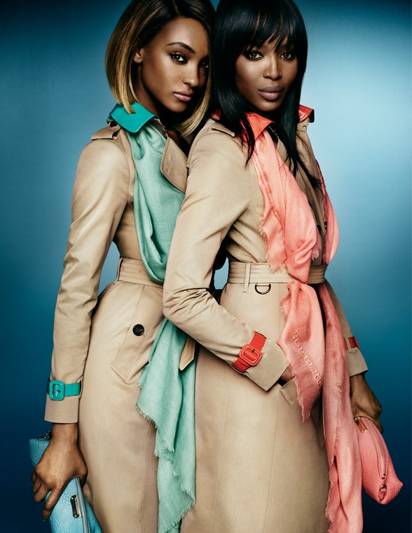 Campagne Burberry - Printemps/été 2015 - Photo 3