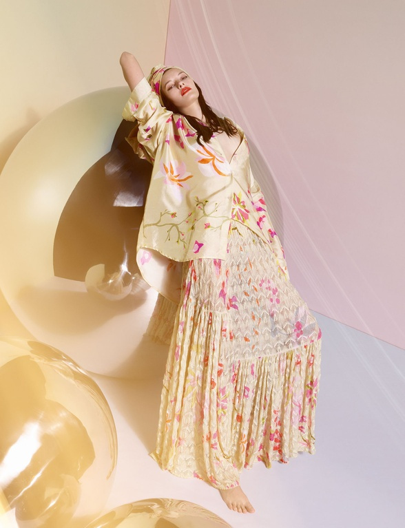 Campagne Missoni - Printemps/�t� 2015 - Photo 1