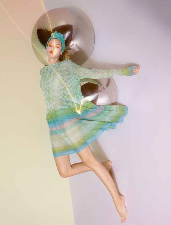 Campagne Missoni - Printemps/�t� 2015 - Photo 5