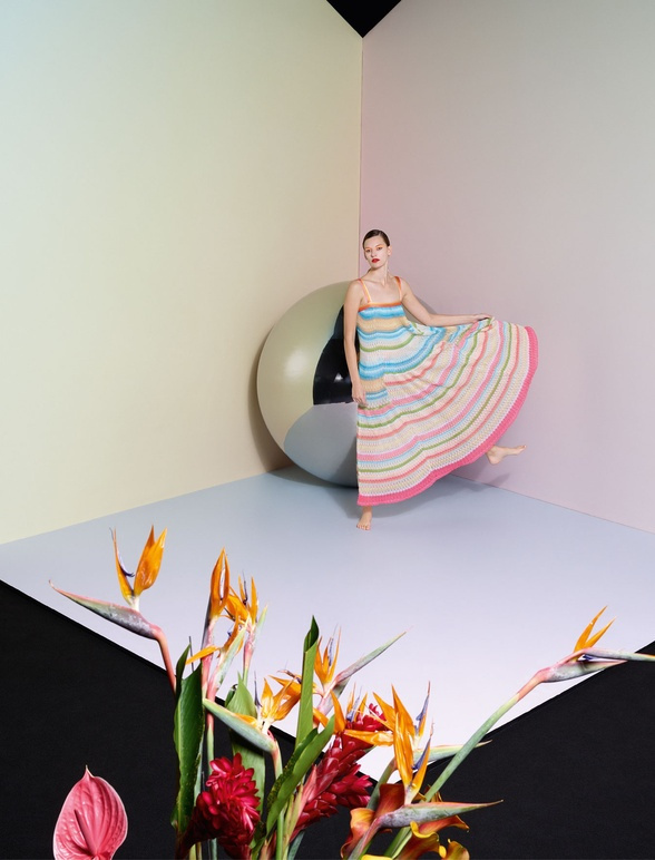Campagne Missoni - Printemps/�t� 2015 - Photo 7