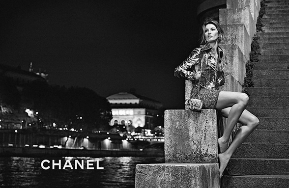 Campagne Chanel - Printemps/été 2015 - Photo 1