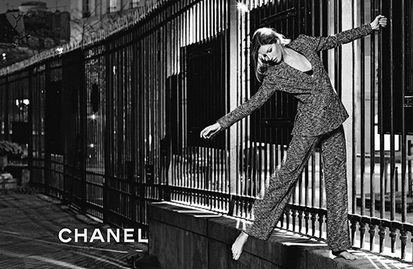 Campagne Chanel - Printemps/été 2015 - Photo 2