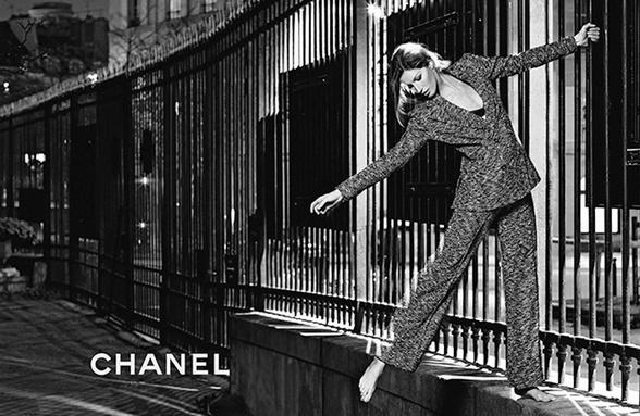 Campagne Chanel - Printemps/été 2015 - Photo 2