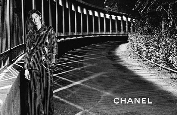 Campagne Chanel - Printemps/été 2015 - Photo 3
