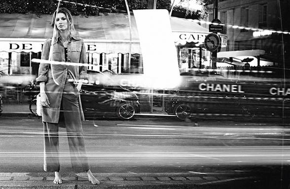 Campagne Chanel - Printemps/été 2015 - Photo 4
