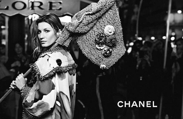 Campagne Chanel - Printemps/été 2015 - Photo 5