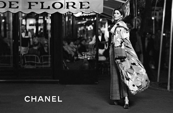 Campagne Chanel - Printemps/été 2015 - Photo 6