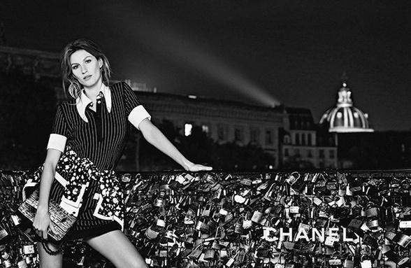 Campagne Chanel - Printemps/été 2015 - Photo 7