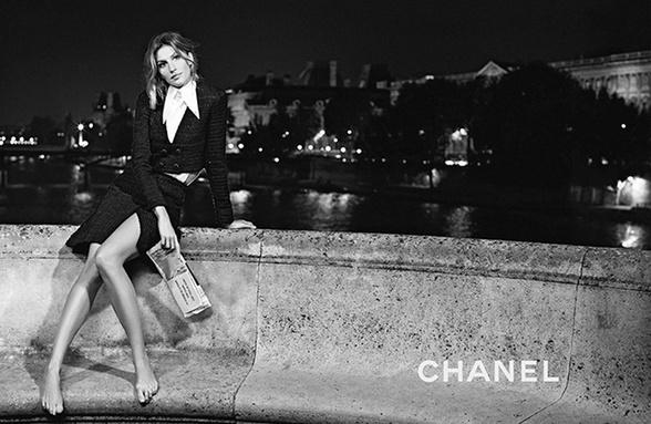 Campagne Chanel - Printemps/été 2015 - Photo 8