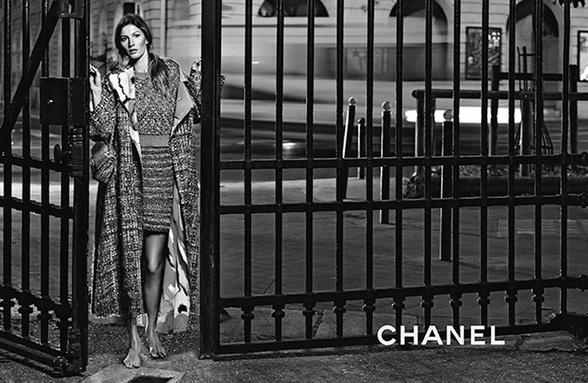 Campagne Chanel - Printemps/été 2015 - Photo 9