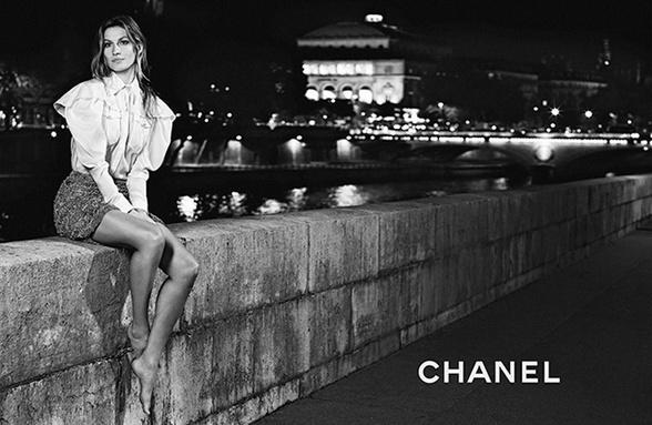 Campagne Chanel - Printemps/été 2015 - Photo 10