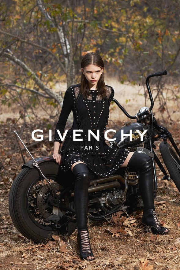 Campagne Givenchy - Printemps/�t� 2015 - Photo 2