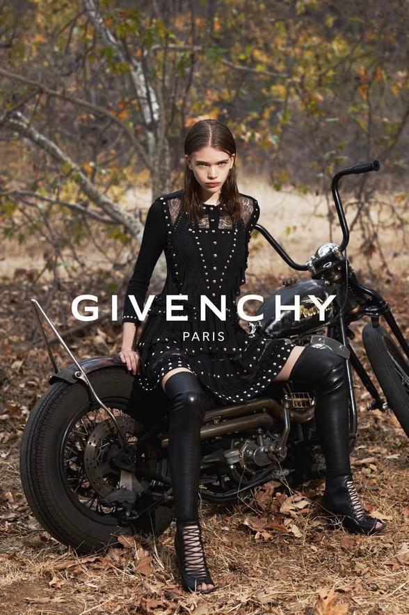 Campagne Givenchy - Printemps/été 2015 - Photo 2