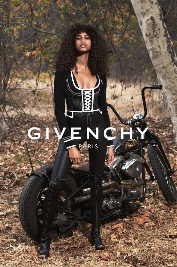 Campagne Givenchy - Printemps/�t� 2015 - Photo 3