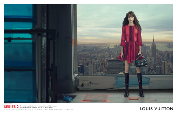 Campagne Louis Vuitton - Printemps/été 2015 - Photo 7