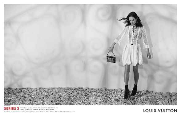 Campagne Louis Vuitton - Printemps/été 2015 - Photo 8