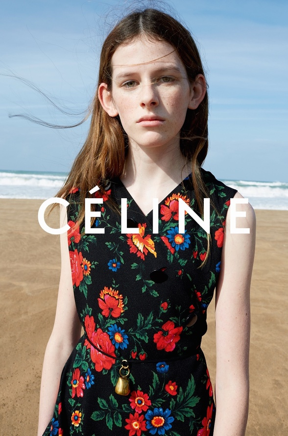 Campagne Céline - Printemps/été 2015 - Photo 1