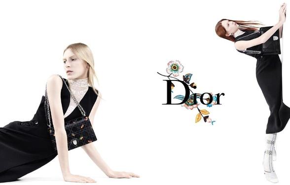 Campagne Dior - Printemps/été 2015 - Photo 3