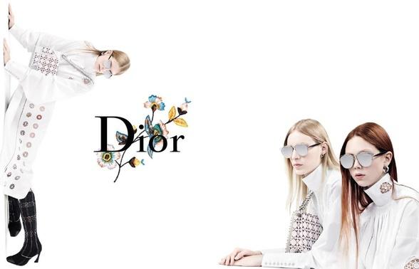 Campagne Dior - Printemps/été 2015 - Photo 4