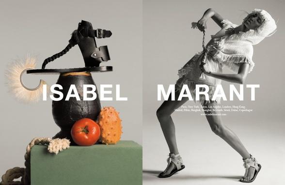 Campagne Isabel Marant - Printemps/été 2015 - Photo 3
