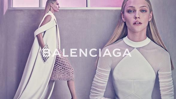 Campagne Balenciaga - Printemps/été 2015 - Photo 3