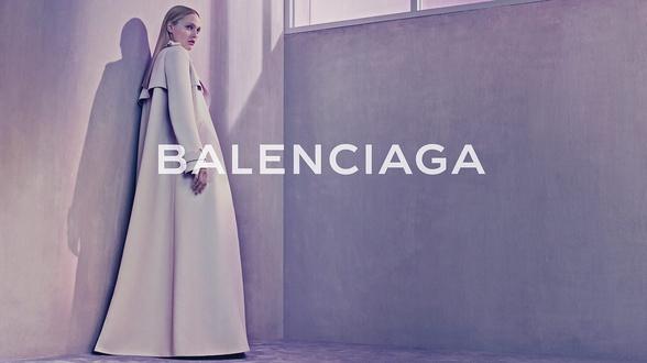 Campagne Balenciaga - Printemps/été 2015 - Photo 4