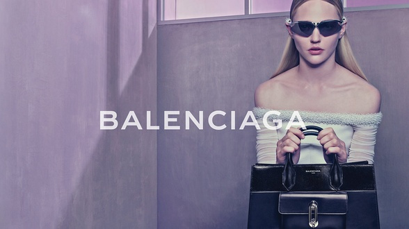 Campagne Balenciaga - Printemps/été 2015 - Photo 5